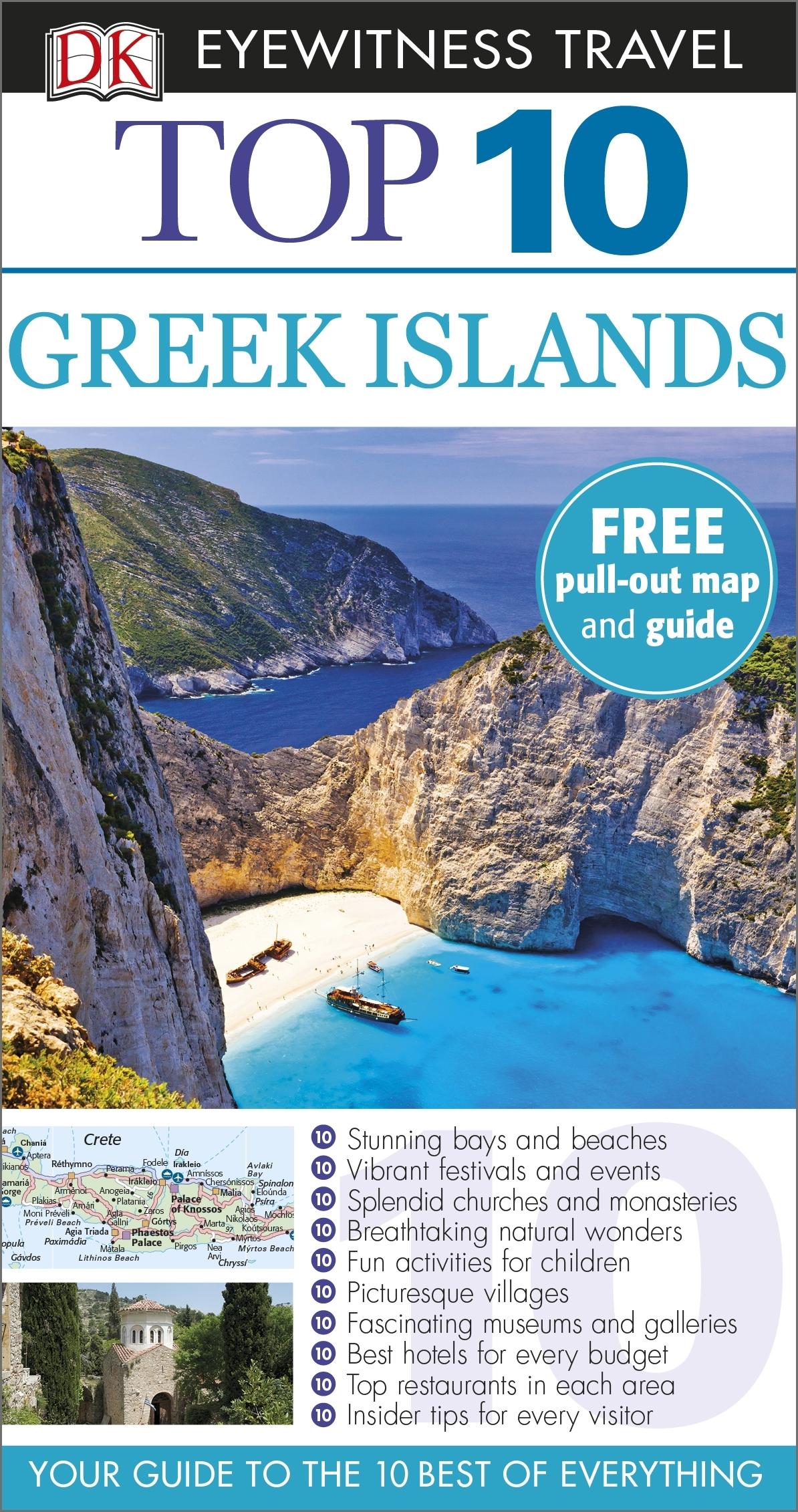 The Greek Islands Eyewitness Travel Published  Reviews