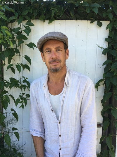 Benjamin Gilmour on his book The Gap at Gleebooks