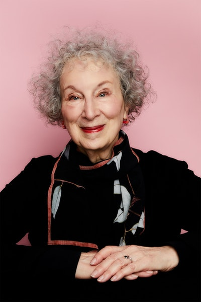 In Conversation with Margaret Atwood at QPAC