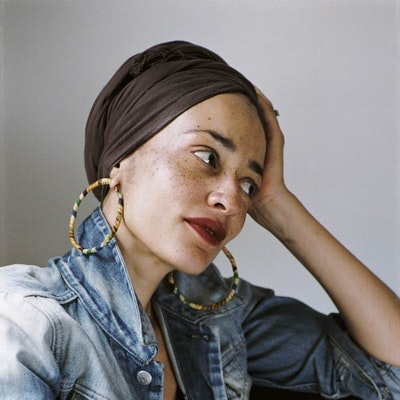 An evening with Zadie Smith, Sydney Opera House