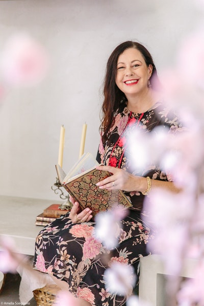 An Evening with Kate Forsyth at Castle Hill Library