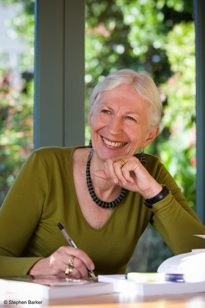 Anne Salmond