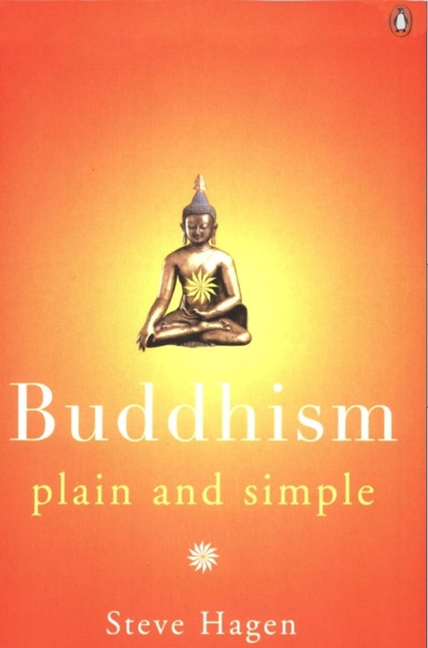 Simple Book Cover : Buddhism plain and simple penguin books australia