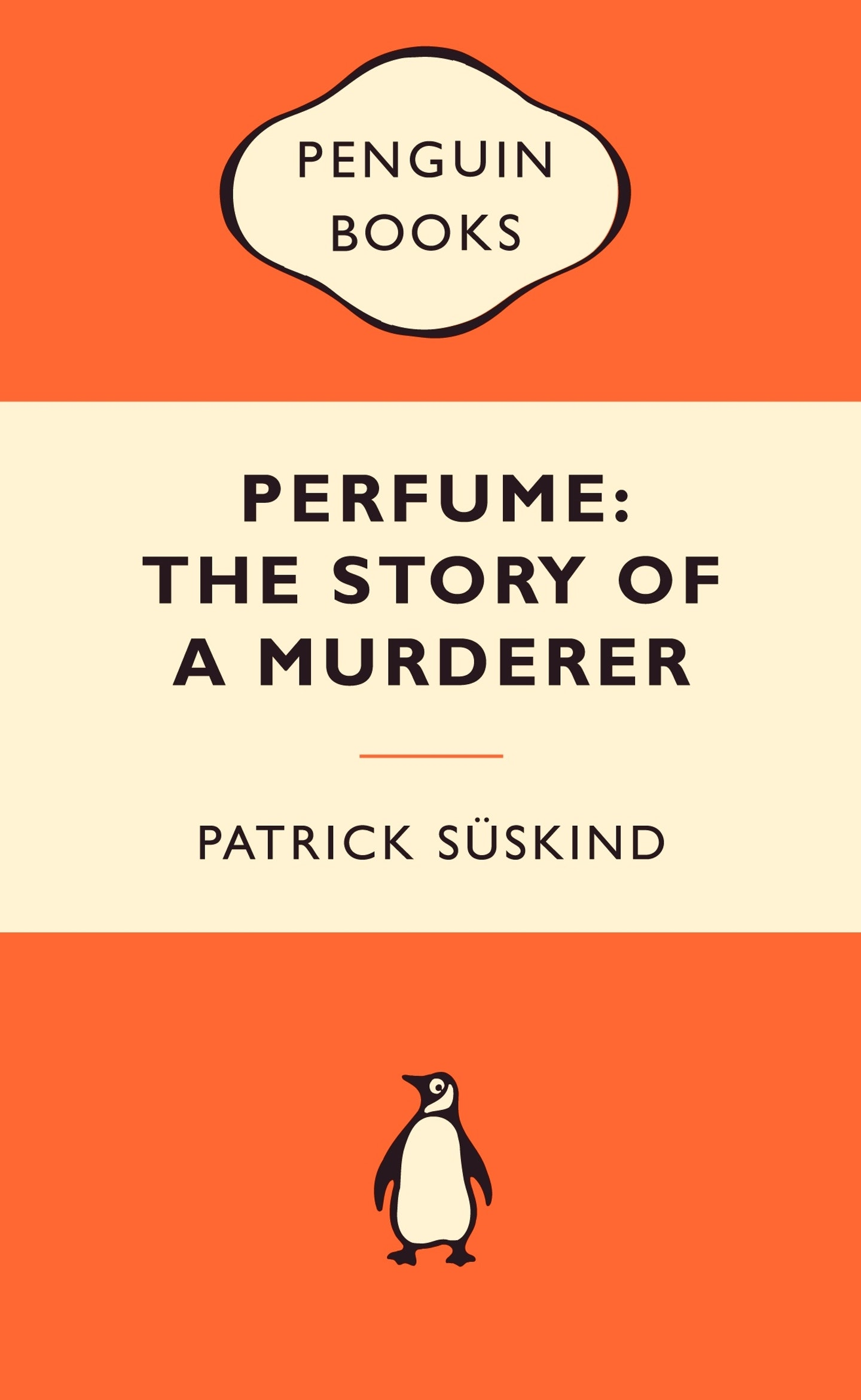Penguin Book Cover Gifts : Perfume the story of a murderer popular penguins