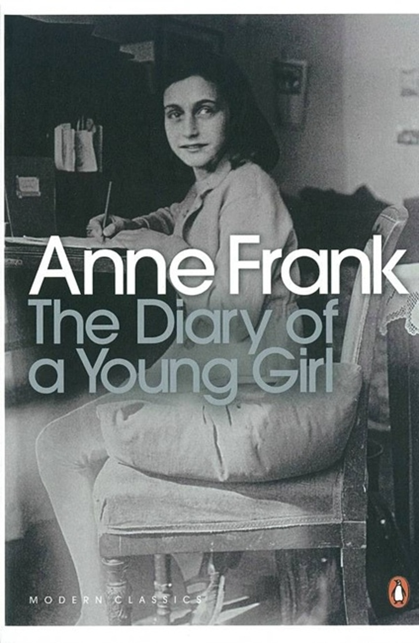 The Diary of a Young Girl by Anne Frank (Cover)