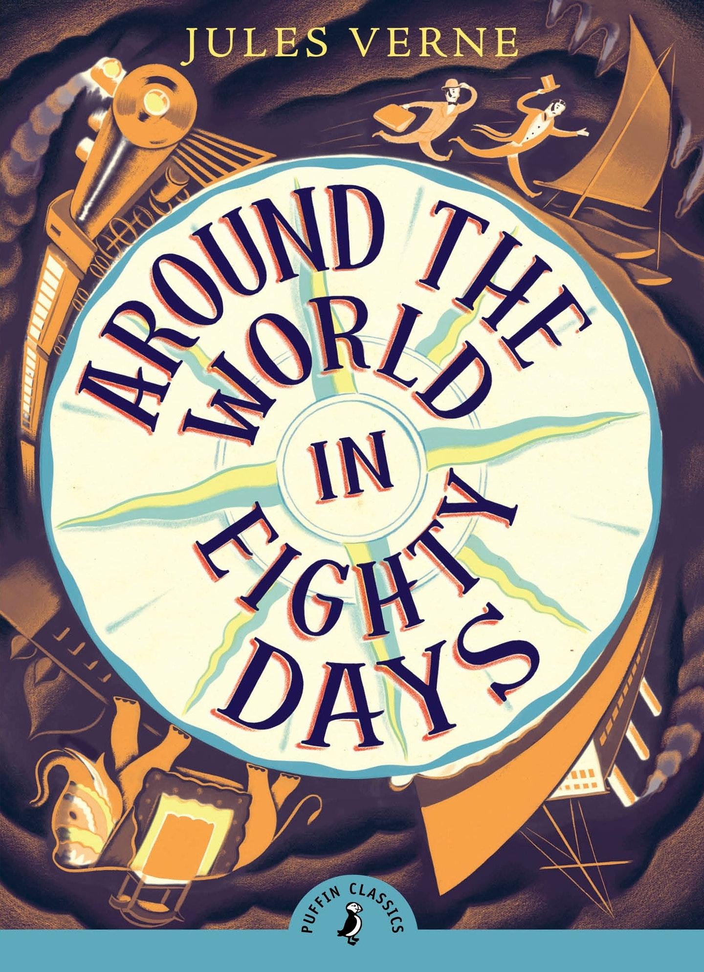 Fogg s The Novel Around The World