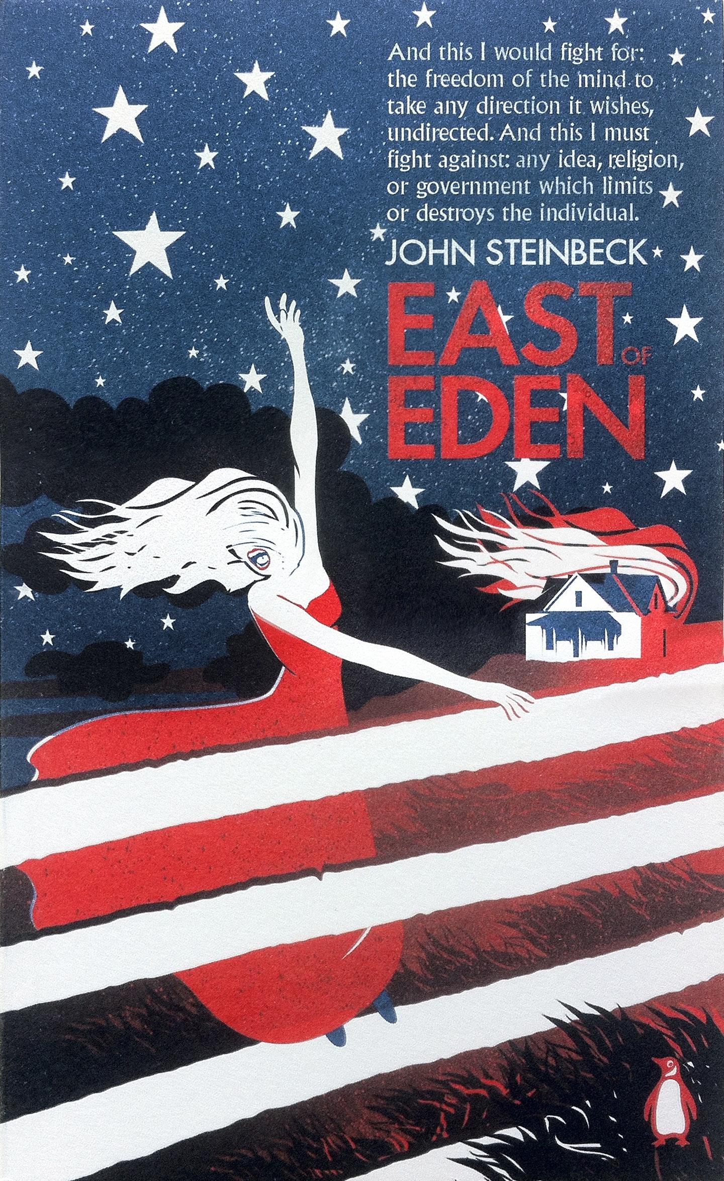 Children Of Eden Book Cover : East of eden penguin books australia