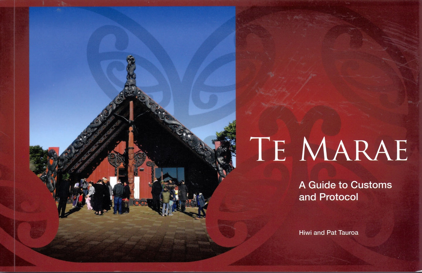 te marae a guide to customs and protocol