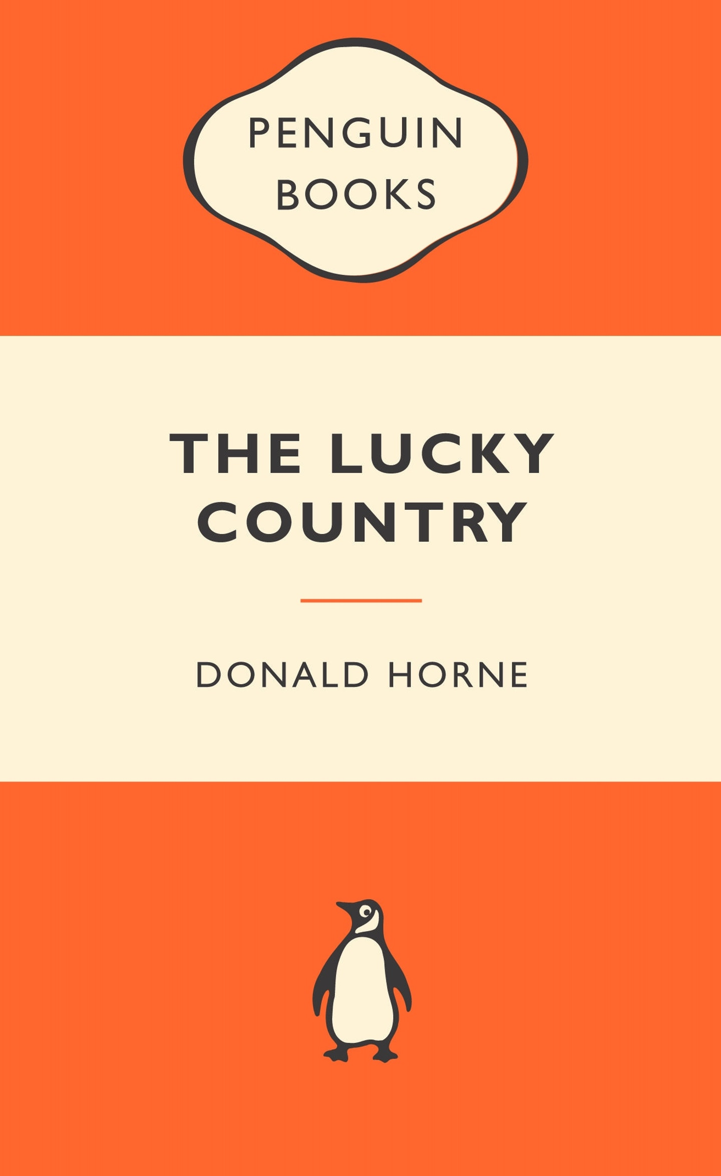 the lucky country  popular penguins