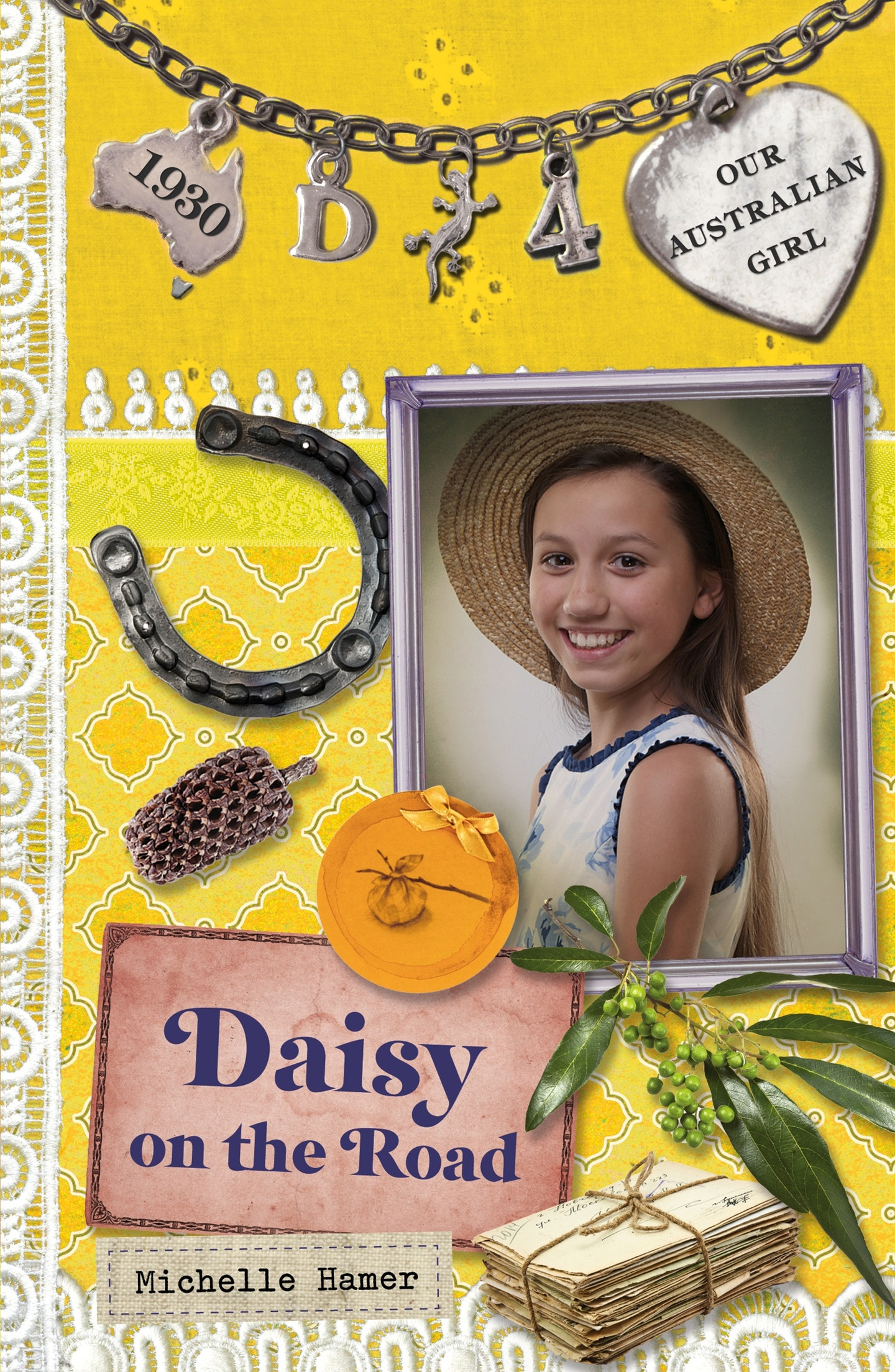 our australian girl daisy on the road book 4 penguin. Black Bedroom Furniture Sets. Home Design Ideas
