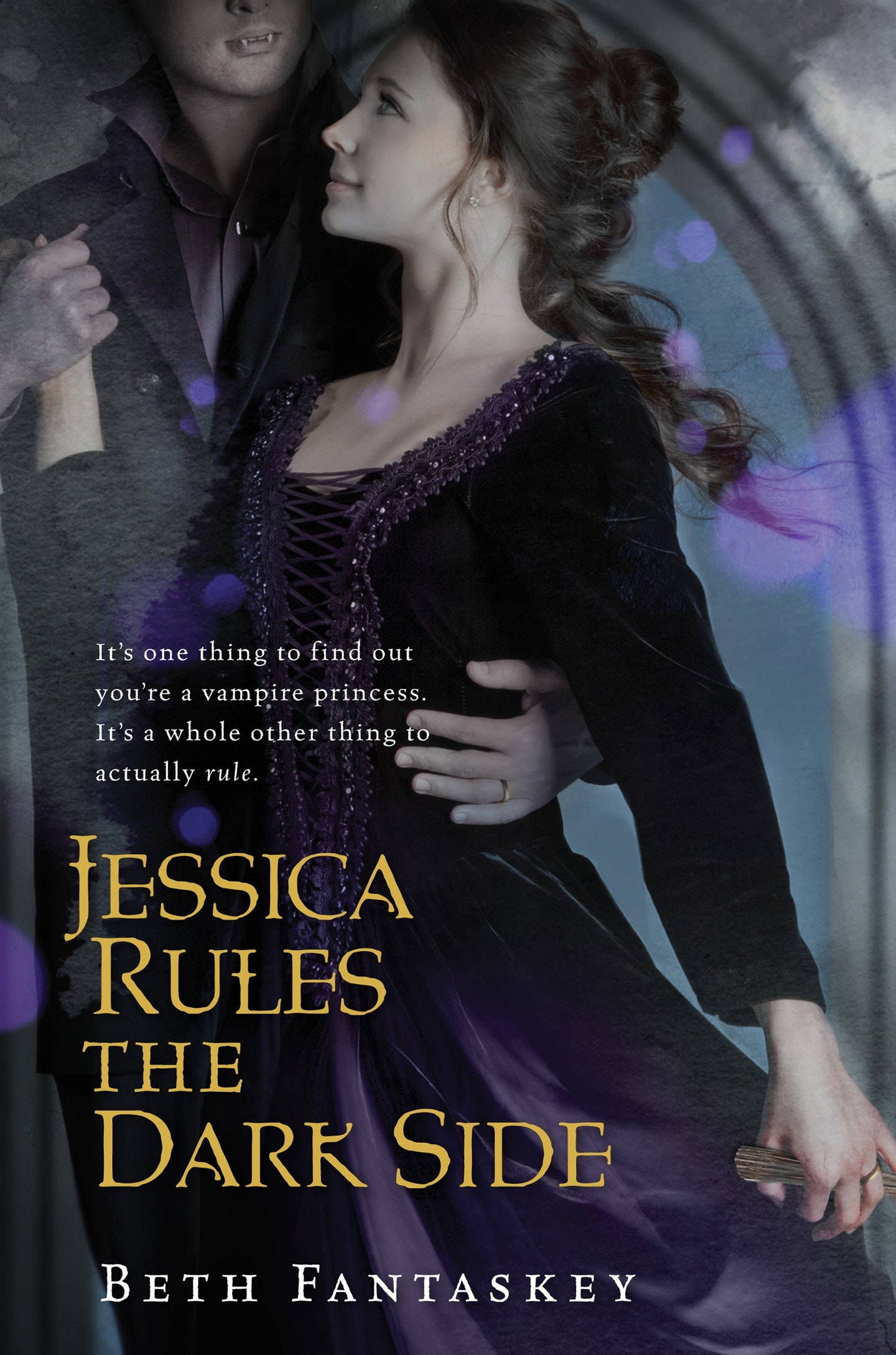 Jessica's rules to dating on the dark side