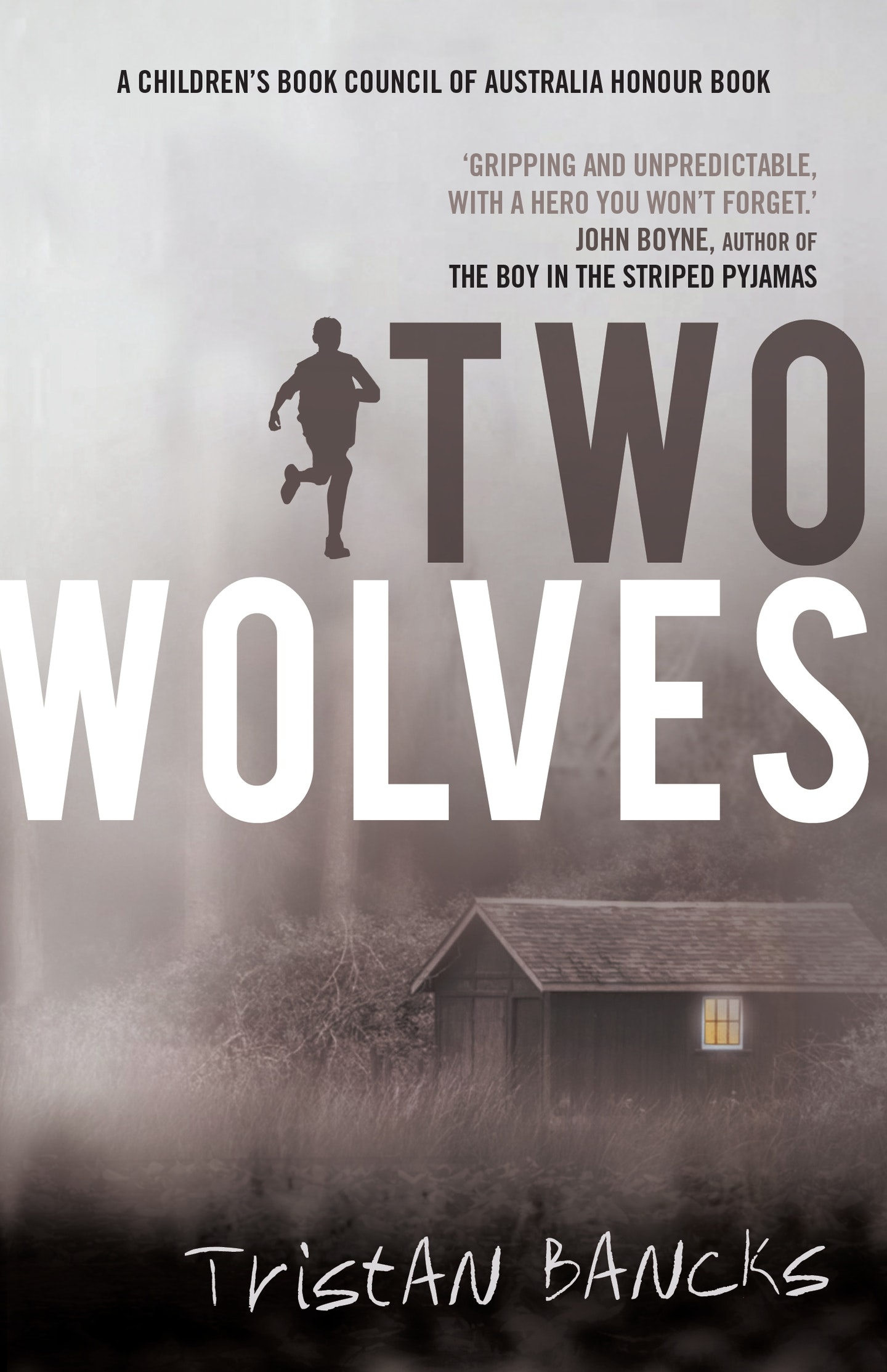 two wolves books