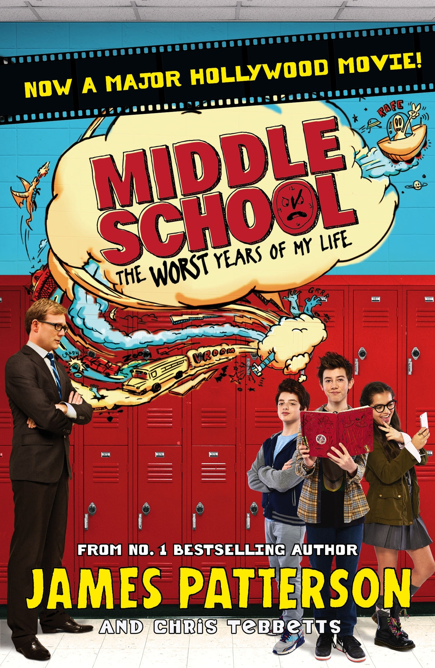 Book Covers For School Australia : Middle school the worst years of my life penguin books