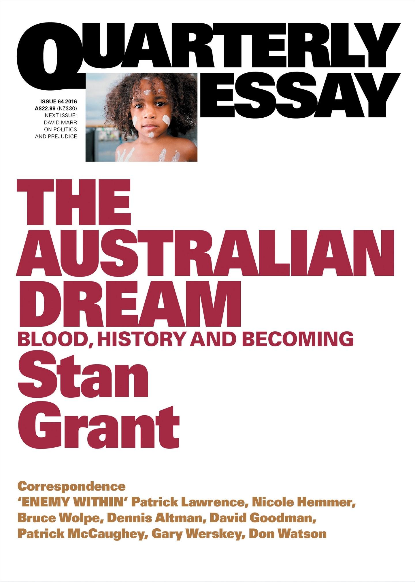 australian history essay