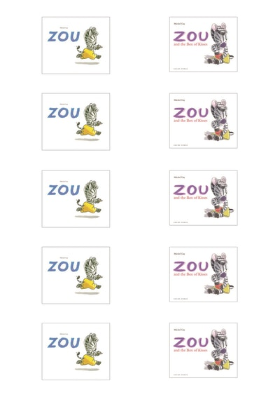 Zou X 10 Copy Stock Pack
