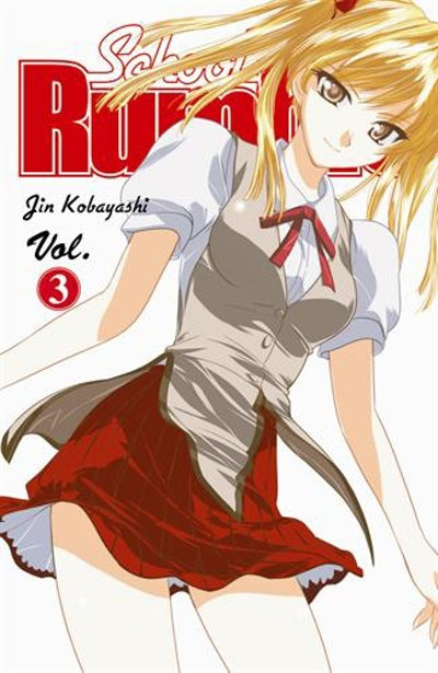 School Rumble Vol 3