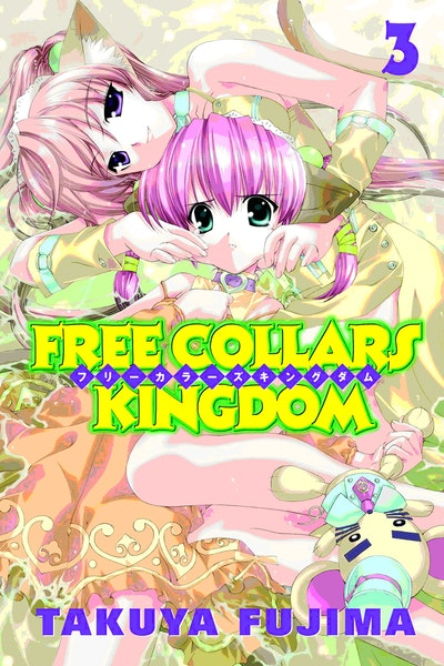 Free Collars Kingdom 3