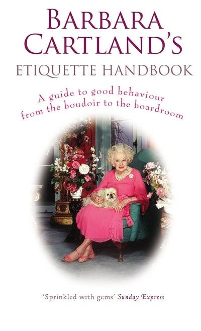 Barbara Cartland's Etiquette Handbook