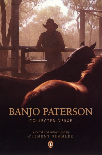 Book Cover:  Banjo Paterson: Collected Verse