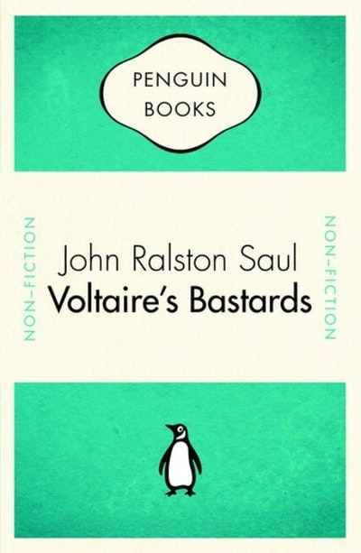 Book Cover:  Voltaire's Bastards