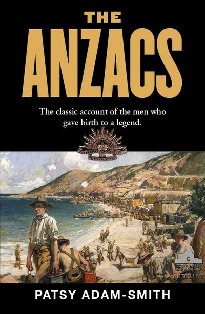 Book Cover: The Anzacs