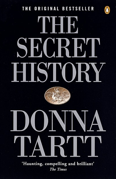 Book Cover:  Secret History, The