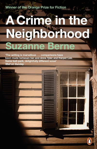 Book Cover: A Crime in the Neighborhood