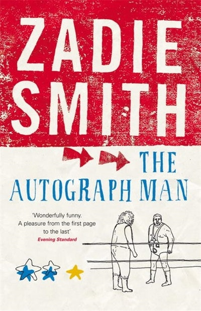 Book Cover: The Autograph Man