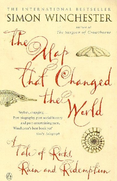 Book Cover: The Map That Changed the World