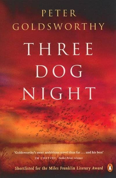 Book Cover:  Three Dog Night