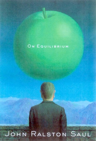 Book Cover:  On Equilibrium