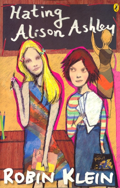 Book Cover:  Hating Alison Ashley