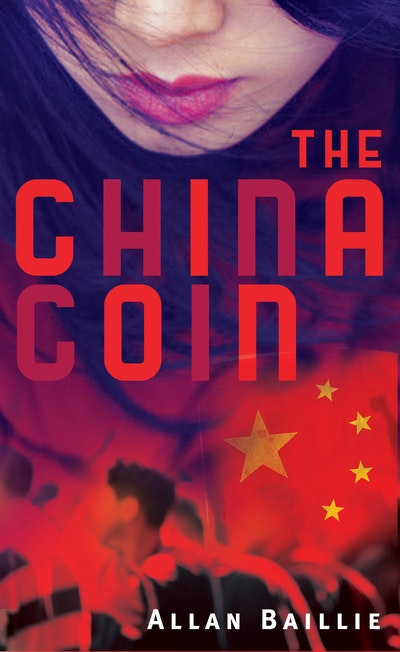 Book Cover:  China Coin, The