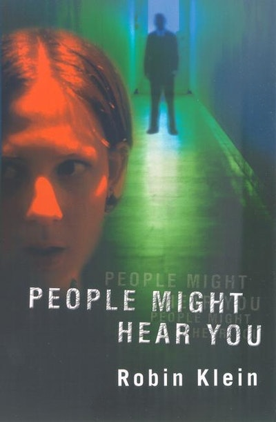Book Cover:  People Might Hear You