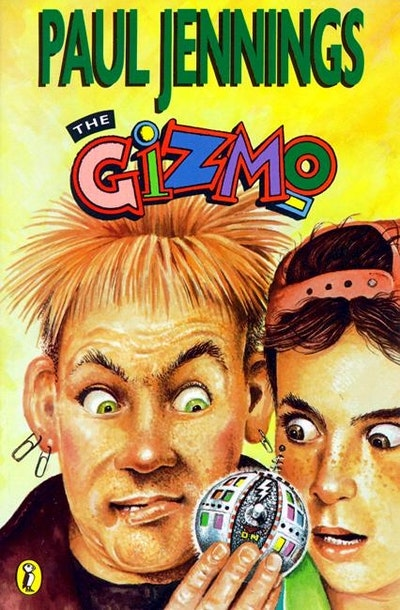 Book Cover: The Gizmo