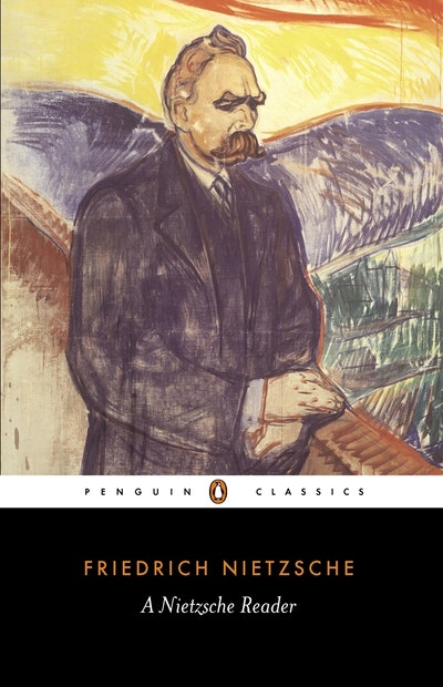 Book Cover:  Nietzsche Reader