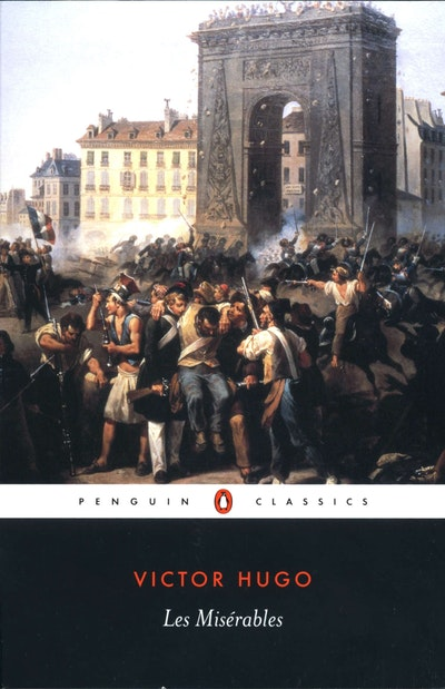 Book Cover:  Les Miserables