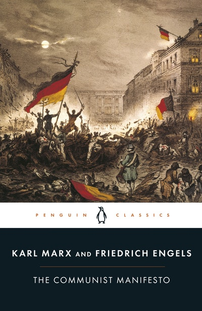 Book Cover: The Communist Manifesto