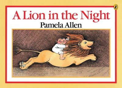 Book Cover: A Lion in the Night