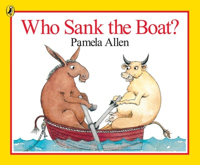 Book Cover:  Who Sank the Boat?