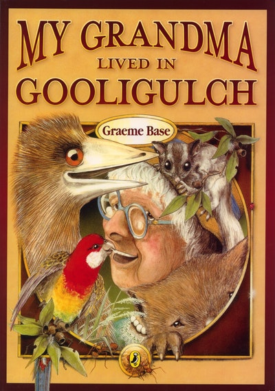 Book Cover:  My Grandma Lived in Gooligulch