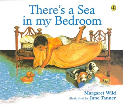 Book Cover:  There's a Sea in My Bedroom
