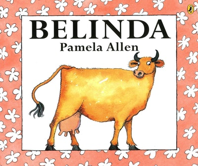 Book Cover:  Belinda