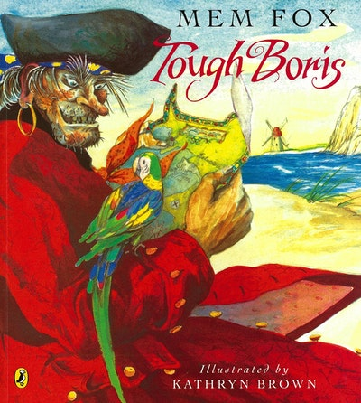 Book Cover:  Tough Boris