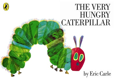 Book Cover:  Very Hungry Caterpillar, The