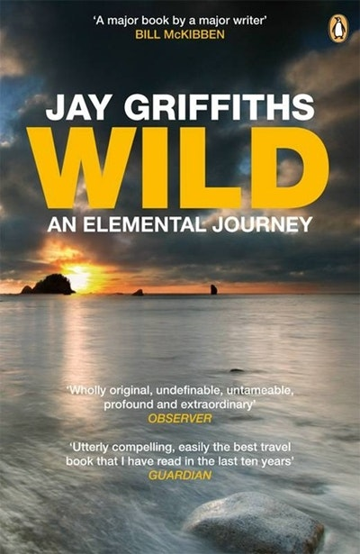 Book Cover:  Wild: An Elemental Journey