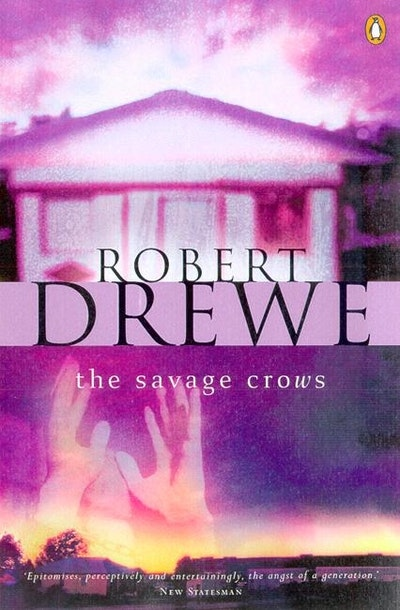 Book Cover:  Savage Crows