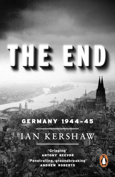 Book Cover:  End: Germany 1944-45, The