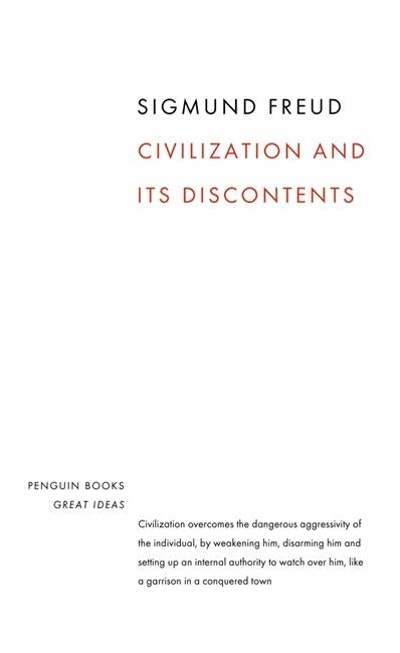 Book Cover:  Civilization and its Discontents: Great Ideas