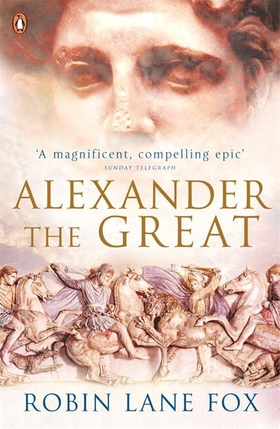 Book Cover:  Alexander the Great